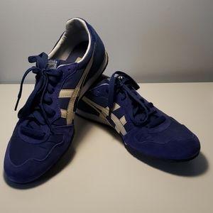 Onitsuka Tiger Men's 8 Leather & Nylon shoes